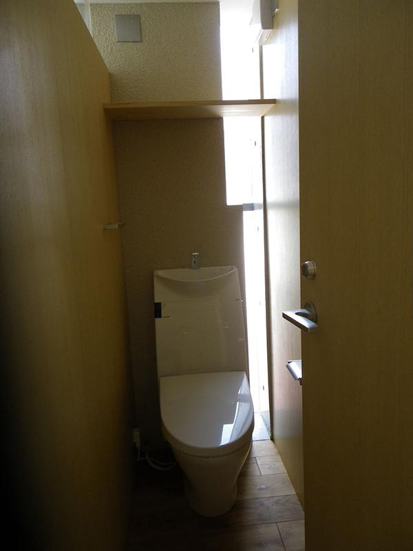 間口が狭くとも、ワンフロアー1室であれば。の画像